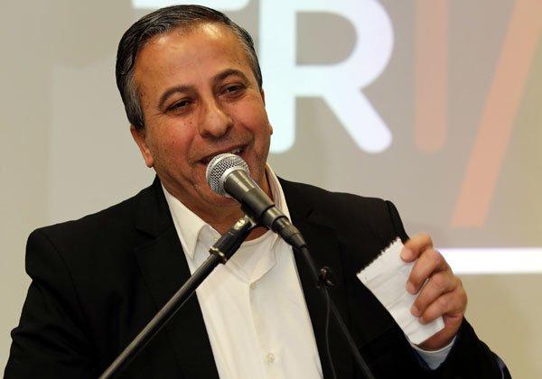 עדאל בדיר, ראש עיריית כפר קאסם, צילום: יוני רייף