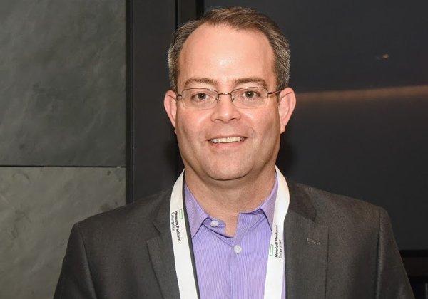 """מייק קונוורטינו, סמנכ""""ל אבוחת מידע ו-CISO F5. צילום: פלי הנמר"""