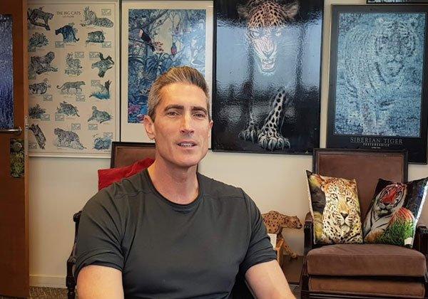 מוטי פאר, מנכ״ל משותף בבלונד 2.0. צילום: פלי הנמר