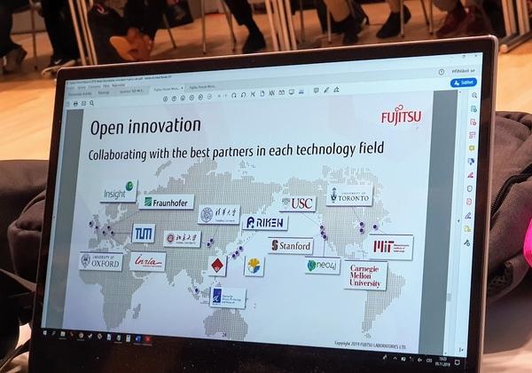 """שת""""פ גלובלי בכל העולם כמו גם בהודו עם ארגונים מובילי פתרונות טכנולוגיים. צילום: פלי הנמר"""