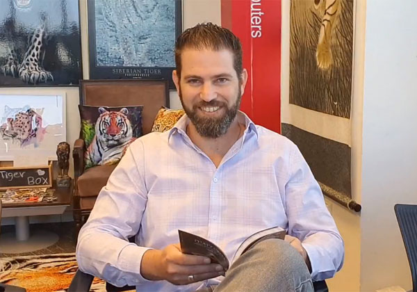 בא לבקר במאורת הנמר: אלון חיימוביץ', סמנכ